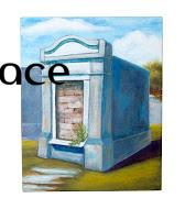 Lafayette Cemetery No.1 8x10. Cemetery series SOLD
