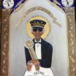 Uncle Lionel with 2nd Line limited edition print