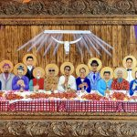 Last Supper With Special Guests