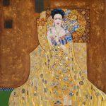 Channeling Klimt-Frida #2
